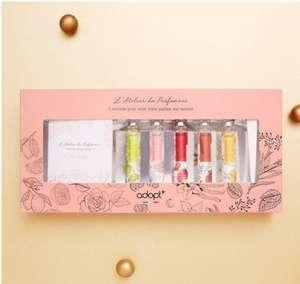 Coffret l'Atelier du Parfumeur Mix and Match (adopt.fr)