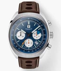 Montre chronographe automatique Tissot Heritage 1973 - T124.427.16.041.00 (Frais d'importation inclus) - watchmaxx.com