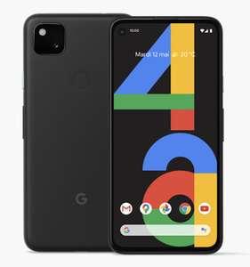 "Smartphone 5.81"" Google Pixel 4a (4G) - SnapDragon 730G, 6 Go RAM, 128 Go"