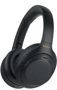 Casque audio sans fil à réduction de bruit active Sony WH-1000XM4