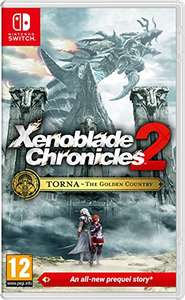 Xenoblade Chronicles 2 : Torna, The Golden Country sur Switch (Import - Vendeur tiers)