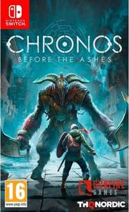 Chronos: Before the Ashes sur Nintendo Switch