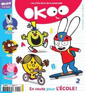 Abonnement de 12 Mois au Magazine Okoo Jeux - 8 Numéros (mensuel)