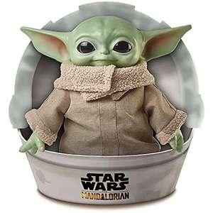 Figurine Peluche Mattel Star Wars The Mandalorian - The Child Bébé Yoda (28 cm)