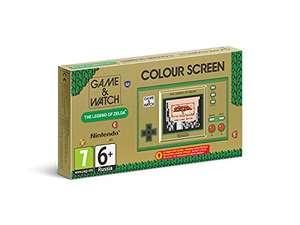 [Précommande] Console Game & Watch : The Legend of Zelda System