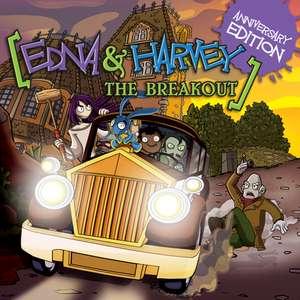 Edna & Harvey: The Breakout – Anniversary Edition sur Switch (Dématérialisé)