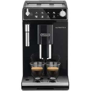 Machine à café avec broyeur Delonghi Autentica ETAM 29.510.B - Doppio+ (+ jusqu'à 30€ remboursés pour l'achat de café en grain)