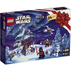 Calendrier de l'Avent 2020 Lego Star Wars 75279
