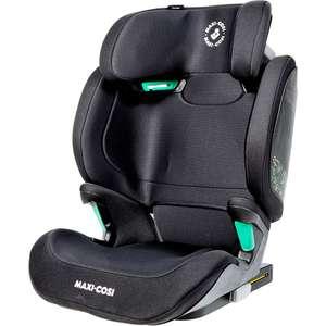 Siège auto Bebe Confort Morion Black i-Size - Système Isofix noir 100