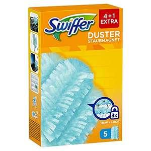 Lot de 5 paquets de recharges Swiffer Duster - 5 x 5 recharges