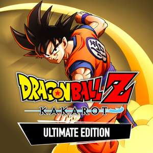 Dragon Ball Z Kakarot Edition Ultimate: Le Jeu + Season Pass + Musique de l'anime sur PC (Dématérialisé - Steam)