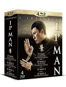 Coffret Blu-ray IP Man 1-2-3-4