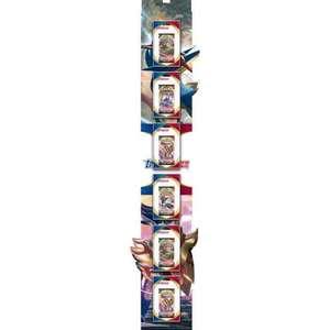 10 cartes Pokémon Booster Epée Bouclier (Via retrait magasin)