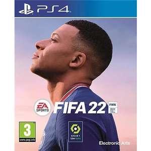 Fifa 22 sur PS4 ou Xbox One