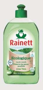 Liquide vaisselle Rainett - plusieurs variétés, 500 ml
