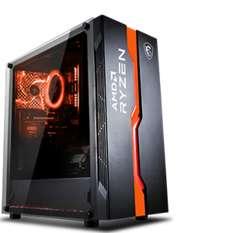 PC Agando Fuego 3736r7 - Ryzen 7 3700X, 16Go de Ram DDR4, GeForce RTX3060, SSD 500GO + HDD 2To