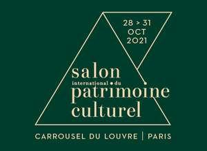 Entrée gratuite au Salon International du Patrimoine Culturel au Louvre à Paris (75)