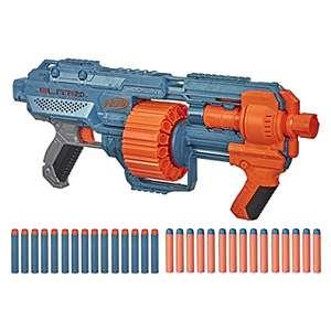 Jouet Hasbro Pistolet Nerf Elite - Blaster Shockwave + 30 fléchettes