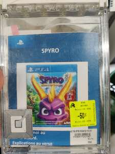 Spyro Reignited Trilogy sur PS4 - Fontenay-sous-Bois (94)