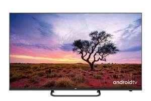 TV 50″ JVC LT-50FA110 - 4K UHD, Smart TV, Noir
