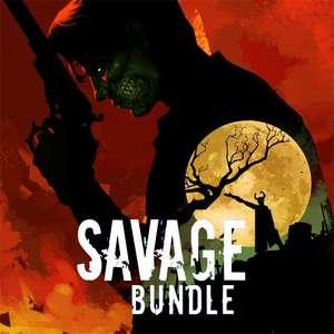 Savage Bundle: 3 Jeux PC à partir de 1€ (Dématérialisés - Steam)