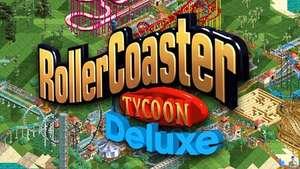 RollerCoaster Tycoon: Deluxe Edition sur PC (Dématérialisé - Steam)