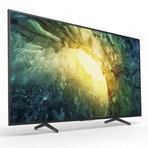 "TV 65"" SONY 65X7055 - 4K, Direct Led, HDR 10, 50 Hz, Smart TV"