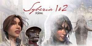 Jeu Syberia 1 & 2 gratuit sur PC (Dématérialisé)