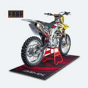 Tapis de Sol Moto Environnemental 24MX Race Premium- 4 Coloris au choix