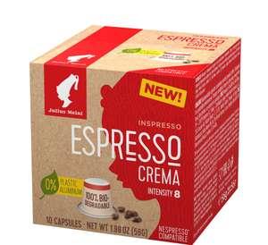 Pack de capsules de café Julius Meinl compatibles Nespresso - Creutzwald (57) / Beaupréau-en-Mauges (49) et Ancenis (44)