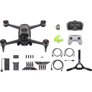 Kit drone quadricoptère DJI FPV Combo (Frontaliers Suisse)