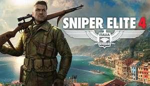 Sélection de jeux de l'éditeur Rebellion en promotion sur PC (Dématérialisés) - Ex : Sniper Elite 4