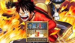 One Piece Pirate Warriors 3 Gold Edition sur PC (Dématérialisé - Steam)