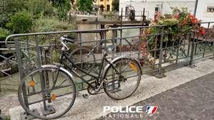 Marquage de vélo Gratuit - Annecy (74)