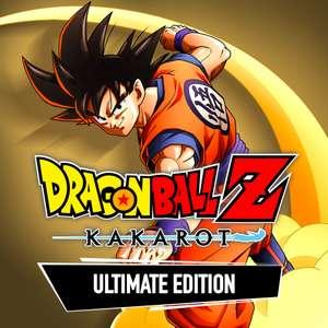 Dragon Ball Z Kakarot Edition Ultimate sur PS4 (Dématérialisé)