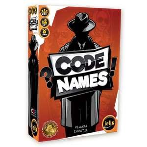 Jeu de société Codenames - Iello (12,49€ avec le code NEW10) - Retrait en Click & Collect uniquement (Magasins Participants)