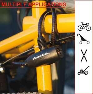 Câble Antivol Vélo Master Lock - 1,8 m de Câble