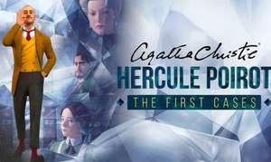 Jeu Agatha Christie - Hercule Poirot : The First Cases sur Xbox One ou Nintendo Switch