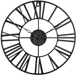 Horloge Station - Diamètre 36cm