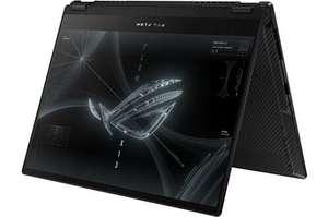 "PC Portable tactile 13.4"" Asus Rog Flow X13 GV301QE-K6012T - 1920 x 1200 120hz, Ryzen 9 5900HS, 32 Go RAM, 1 To SSD, RTX 3050 Ti, Windows 10"