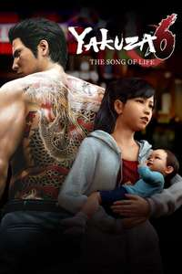 Yakuza 6: The Song of Life sur Xbox One & Series X S (Dématérialisé)