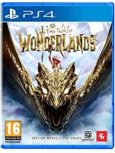 [Précommande] Tiny Tina's Wonderlands Edition Merveilleux Chaos sur PS4, PS5