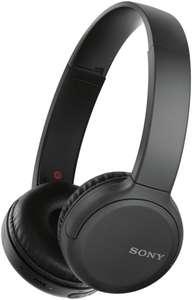 Casque audio sans-fil Sony WH-CH510 - bleu ou noir