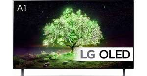 """TV 65"""" LG OLED65A1 - 4K UHD, HDR10 Pro, OLED, 50 Hz, Dolby Atmos & Vision (Frontaliers Suisse)"""