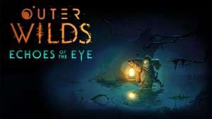 DLC Echoes of the Eye pour Outer Wilds sur PC (Dématérialisé)