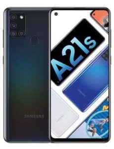 """Smartphone 6.5"""" Samsung A21s - 3 Go de RAM, 32 Go (Occasion Très Bon état)"""