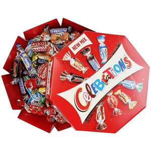 Assortiment de chocolats Celebrations - 269g
