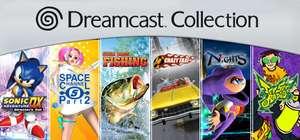Pack de jeux Dreamcast collection sur PC (Dématérialisé, Steam)