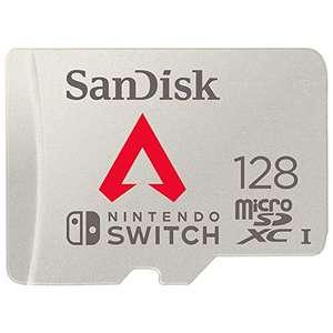 Carte memoire pour Nintendo Switch microSDXC SanDisk Apex Legends - 128 Go