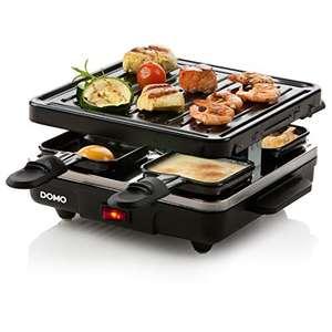 Appareil à raclette Domo - 4 personnes